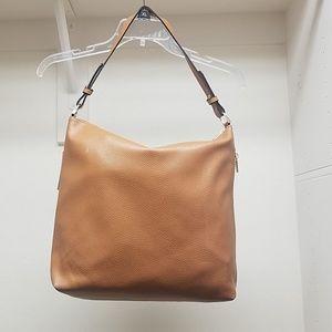 "Brown ""Leather"" Bag"